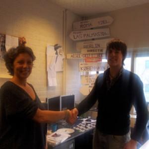 Friends of Franck meet AEGEE-Delft