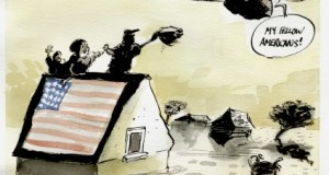 News Chronicle: American Tsunami and Foresight (Franck Biancheri, 2005)