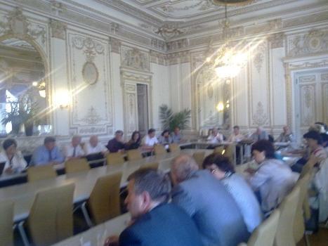 FB-MGIMO2010-Salle des Actes du Château de Valrose – University of Nice