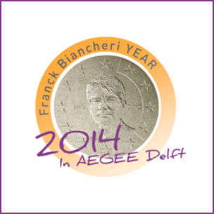 First Franck Biancheri Year – Congratulations to AEGEE Delft!