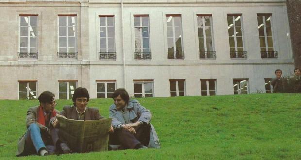 Témoignage – 1982 : Franck et Vogue Hommes, par Laurent Nouchi