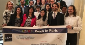 Euro-BRICS YLP: When highly educated, interconnected and multipolar youth get to know about Franck Biancheri