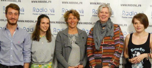 Marie-Hélène Caillol et Marianne Ranke-Cormier, Invitées des As du Placard sur Radio VL