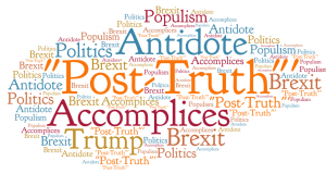 "Brexit, Trump, populism: The ""post-truth"", its accomplices and its antidote (José María Compagni Morales)"