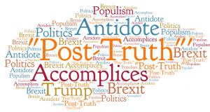 Brexit, Trump, populisme: L' «ère post-factuelle»,  ses complices et ses antidotes (José María Compagni Morales)
