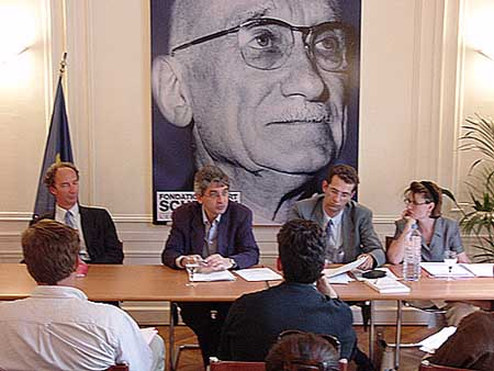 EUSV - fondation RSchuman-12062001