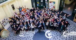 Prix Franck Biancheri: Retour de Budapest!