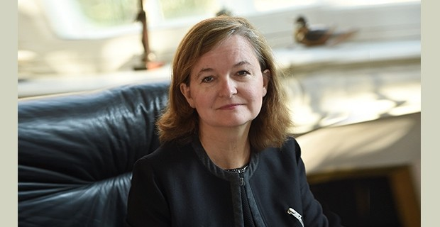 Nathalie Loiseau, the new French minister in charge of the European affairs