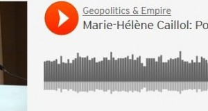 Interview de Marie-Hélène Caillol: Anticipation politique de la crise systémique globale (pour Guadalajara Geopolitics Institute)