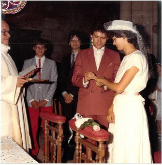 alain rossi-mariage franck et stephane