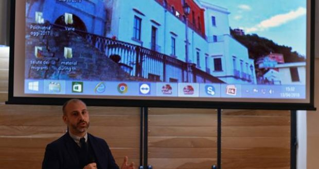 Franck Biancheri Award: Opening speech in Salerno (It) by Prof. Virgilio D'Antonio
