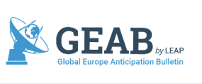 "In GEAB 132 this month: ""Global systemic crisis: A leap of faith"""