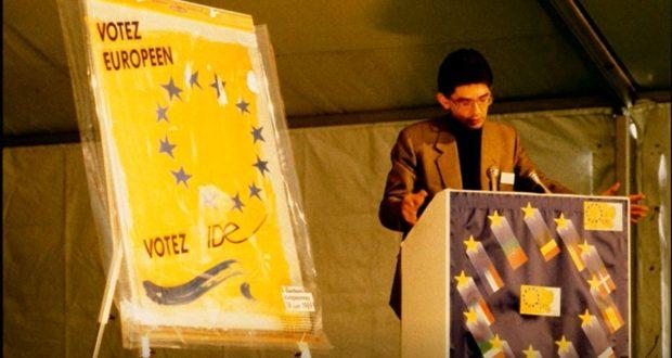 Oui Nathalie Loiseaua bel et bien fait partie des pionniers de l'histoire de la démocratie (trans)européenne!