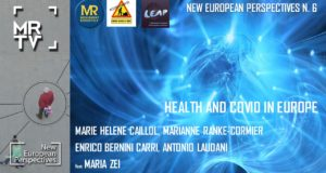 [Online] New Europeans Perspectives N.6:  Health and Covid-19 in Europe – 24/11/2020 at 8.00pm